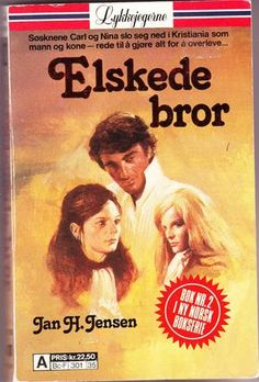 """Elskede bror"" av Jan H. Reading, Books, Movies, Movie Posters, Libros, Films, Book, Film Poster, Reading Books"