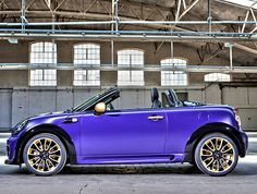 photo of Franca Sozzani Mini Cooper - car