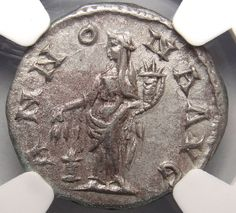 NGC.XF SEVERUS ALEXANDER. THE FIRST TEST MINT . EXTREMELY RARE ROMAN COIN.