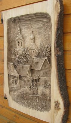 Looking For Amazing Online Woodworking Projects and Ideas ? Dremel Carving, Wood Carving Art, Bone Carving, Wooden Art, Wooden Crafts, Wood Sculpture, Sculptures, Carved Wood Signs, 3d Cnc