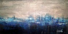 City of Cyan by Christie Clunan
