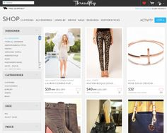 Sell Designer Clothing Online Threadflip com Buy or sell