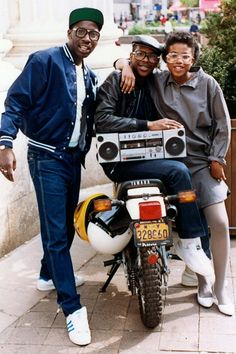 Brooklyn, New York, 1985, when sneakers became hip-hop uniform  Article: Trainers-A Global Obsession