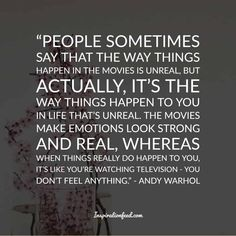 35 Unforgettable Andy Warhol Quotes and Philosophy In Life Andy Warhol Quotes, Just Me, Philosophy, Cards Against Humanity, Shit Happens, Writing, Feelings, Sayings, Life