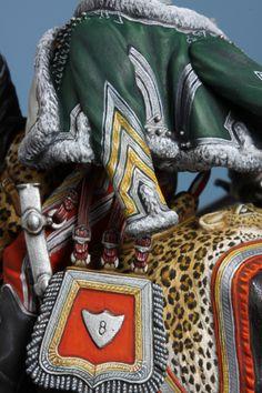 Robert Gaspard Nicolas Custine, major du hussards - Page 3 Old Warrior, Gaspard, Military Figures, Napoleonic Wars, Figure Painting, Military Fashion, Chanel Boy Bag, Army, History