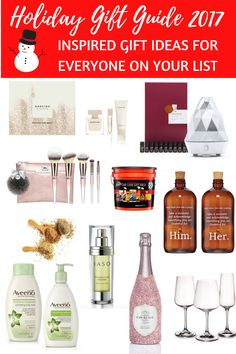 Holiday Gift Guide 2