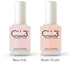 Color Club Shift Into Neutral: unghie delicate http://www.tentazioneunghie.it/color-club-shift-into-neutral-unghie-delicate/ ‪#‎newcollection‬ ‪#‎nails‬ ‪#‎nail‬ ‪#‎nailpolish‬ #colorclub new-tral blush crush