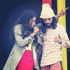 Jah9 and Protoje