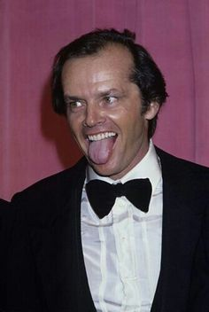 Maybe Milley had inspiration from Jack Nicholson
