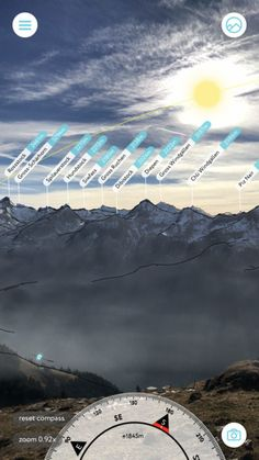 PeakVisor | Your Personal Mountain Guide | iPhone App State Of Colorado, Colorado Hiking, Outdoor Photos, Outdoor Gear, Iphone App, Camping, Eye, Mountains, Building