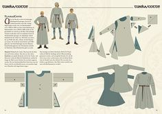 Make Your Own Medieval Clothing - Basic Garments for Men - Accessoires