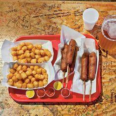 Nashville's Best Cheap Eats | Paradise Park Trailer Resort |