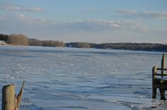 ICE!! CT River
