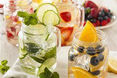 ricette acqua aromatizzata