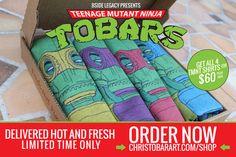Teenage Mutant Ninja Tobars!