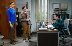 First Look: Black Market Meets Meat Market On The Big Bang Theory  Sheldon and Leonard reluctantly turn to Barry Kripke for help