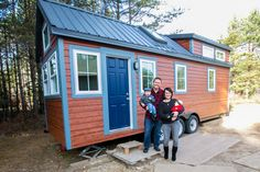 Tiny house for young family of 4.