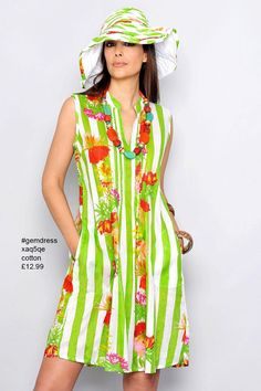 cotton #gemdress xaq5qe £12.99