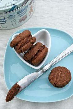 Recipe: Rachel Allen chocolate melting moments