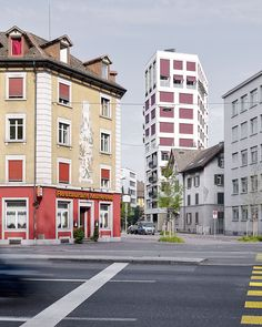 Hohes Haus West, Zürich   Loeliger Strub Architektur