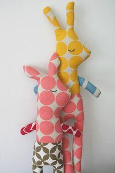Conejo y Liebre para Kom / rabbit and hare for Kom