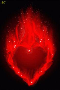 Abre mi corazón y no tengas miedo del fuego y del agua:   la pasión y las lágrimas de mi amor son tuyas.