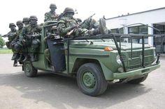 G military