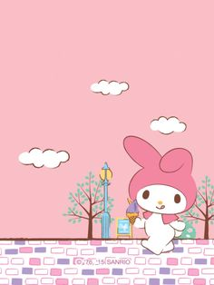 My Melody Wallpaper, Sanrio Wallpaper, Hello Kitty Wallpaper, Little Twin Stars, Princess Peach, Cute Pictures, Sanrio Characters, Fictional Characters, Piano