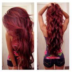 I love this colour!!