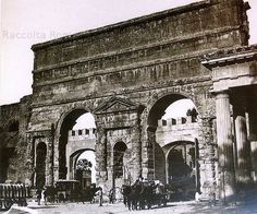 Porta Maggiore Anno: 1896