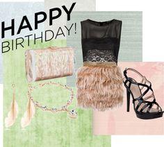 """Happy Birthday!"" by fdugrl13 on Polyvore"