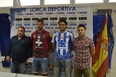 Gallardo y Lee, nuevos jugadores del #Lorca Deportiva