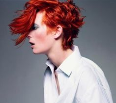 Tilda Swinton as David Bowie