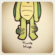 Turtle Huge