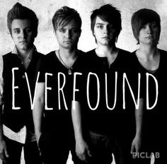 Everfound! I am definitely going to meet them at the Winter Jam in February no matter what it takes. lol :) i love them