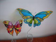 Resultado de imagen para mariposas para dibujar en oleo