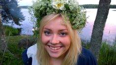 Midsummer magic: if a girl collects 7 different kinds of flowers from 7 different meadows and puts them under her pillow in the night, she will dream about her future fiancé. Magic midsummer to you all!