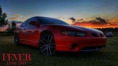 Pontiac Gtp, Pontiac Grand Prix Gtp, Fiery Red, Automobile, Sunset, Big, Vehicles, Car, Sunsets