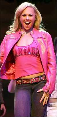 Laura Bell Bundy I must make this t-shirt