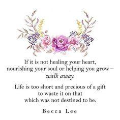 Walk Away  #poetry #quote #poet #poem #beccalee