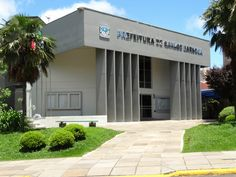 Centro Administrativo Municipal, Carlos Barbosa/RS. Portfólio de 07.11.2015.