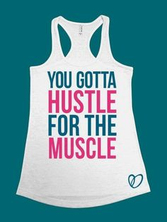 Funny Workout Muscle-Tops on http://www.fitbys.com/fitbys-fitness-motivation-apparel-designer/ #workout #shredded #bodybuilder