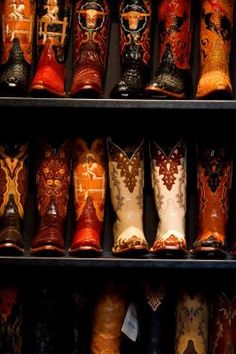 Texas boot makers keep tradition alive | Houston Rodeo | a Chron.com blog