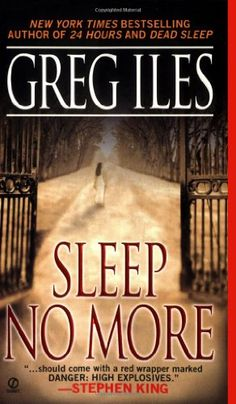 Sleep No More, 2012 The New York Times Best Sellers Fiction winner, Iris Johansen #NYTime #GoodReads #Books
