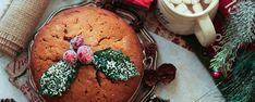 Βασιλόπιτα Καρύδι-Αμύγδαλο | Συνταγή Best Christmas Recipes, Food Gifts, Easy Meals, Cooking Recipes, Gluten Free, Tasty, Treats, Baking, Cake