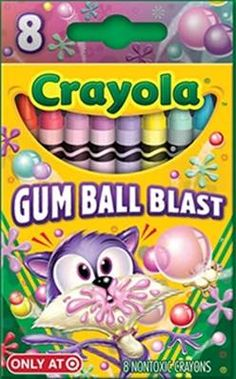 Crayola pick your pack