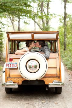 The perfect getaway.Marthas Vineyard Wedding from Filley Photography Book our Woody for the same experience! Wedding Getaway Car, Wedding Car, Wedding Pics, Dream Wedding, Wedding Ideas, Wedding Dresses, Dream Marriage, Nantucket Wedding, Eat Pray Love