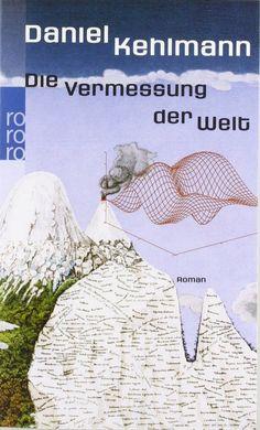 Die Vermessung der Welt-Daniel Kehlmann