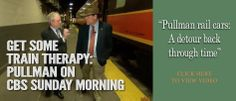 Pullman rail journeys - travel back in time