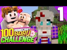 "http://minecraftstream.com/minecraft-episodes/minecraft-100-baby-challenge-episode-1-shes-hot-minecraft-comes-alive/ - Minecraft: 100 Baby Challenge - Episode 1 - ""She's Hot"" (Minecraft Comes Alive)  Welcome to the Minecraft 100 Baby Challenge where the goals is to plop out 100 babies but not me some hot girl will do it! Denni: http://youtube.com/DenniGames Follow me: Twitter: https://twitter.com/StrauberryJam Instagram: http://instagram.com/strauberryjam Twitch:..."